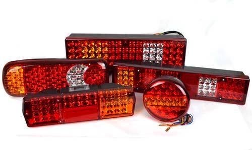 Фонари и рассеиватели светодиодные (LED)