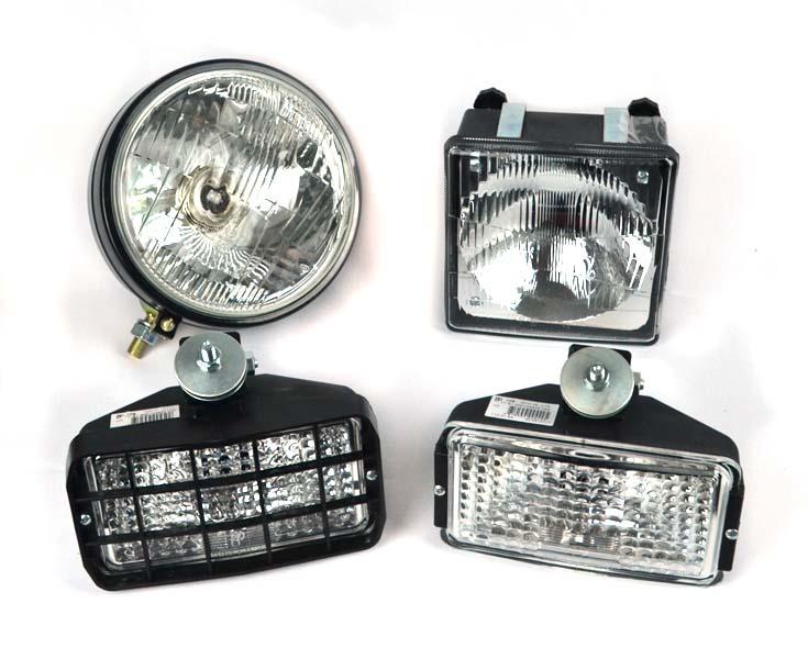 Фары тракторные, Прожекторы и Рабочего света