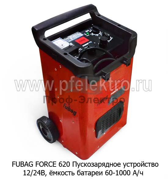 Пускозарядное устройство, питание 220В, ёмкость батареи 60-1000 А/ч 0