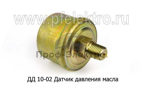 Датчик давления масла (0-10 кгс/см2), под винт, МТЗ, МАЗ, ПАЗ, Амкорд, Гомсельмаш (Экран) 1