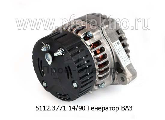 Генератор поликлиновый ВАЗ 2123 и модиф. (Прамо) 2