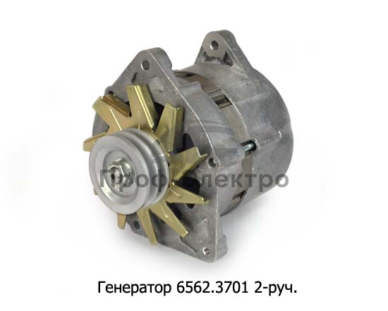 Генератор для камаз-4310 с дв.камаз-740, ПАЗ-5272, 2-руч. (К) 0
