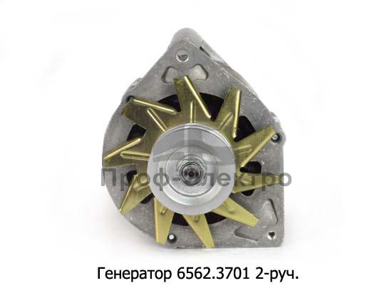 Генератор для камаз-4310 с дв.камаз-740, ПАЗ-5272, 2-руч. (К) 1