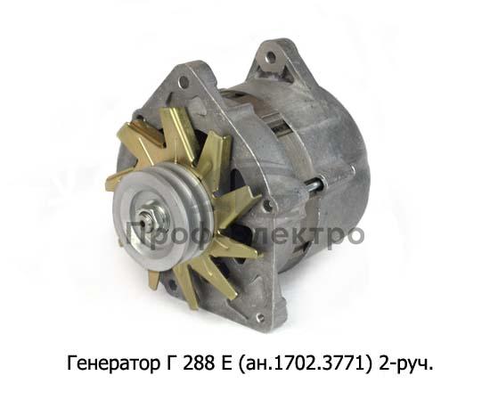Генератор для камаз-740.10, -4310, КАЗ, КРАЗ с дв.ЯМЗ-238, 2-руч. (К) 0