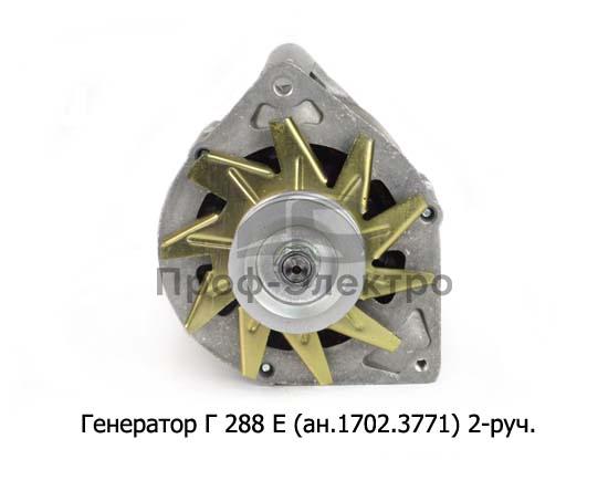 Генератор для камаз-740.10, -4310, КАЗ, КРАЗ с дв.ЯМЗ-238, 2-руч. (К) 1