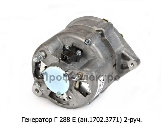 Генератор для камаз-740.10, -4310, КАЗ, КРАЗ с дв.ЯМЗ-238, 2-руч. (К) 2