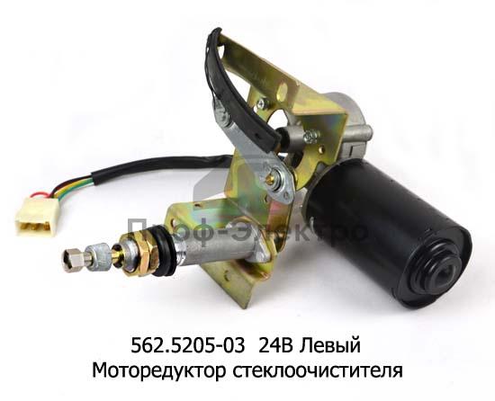 Моторедуктор стеклоочистителя ПАЗ (СТАТО) 0