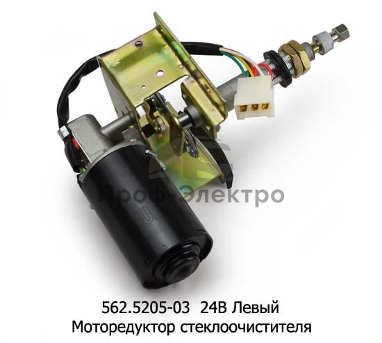 Моторедуктор стеклоочистителя ПАЗ (СТАТО) 1