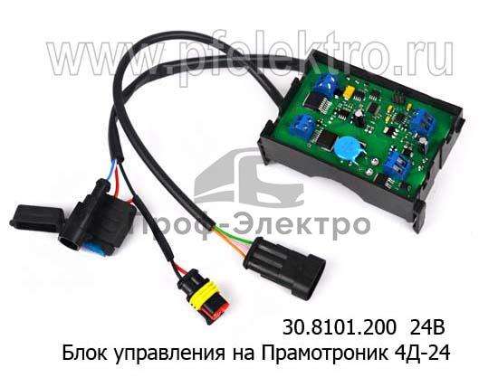 Блок управления Прамотроник 4Д-24 (Элтра-Термо) 0
