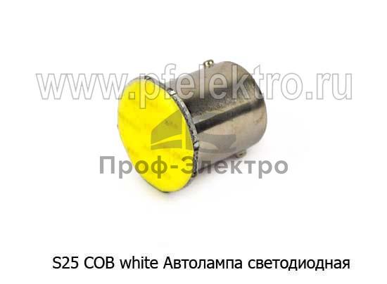 Автолампа светодиодная, к-т 2шт. (А12-5 BA15s) габарит, поворот, задний свет, все т/с 12В (К) 3