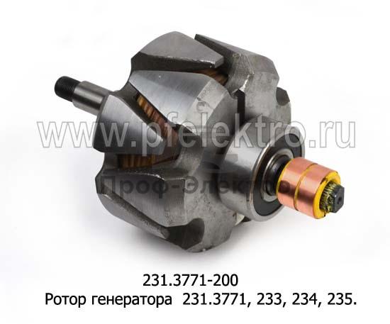 Ротор генератора  231.3771, 233, 234, 235.. (ГИОР) 0