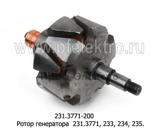 Ротор генератора  231.3771, 233, 234, 235.. (ГИОР) 1