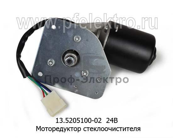 Моторедуктор стеклоочистителя маз, белаз (АМ) 1