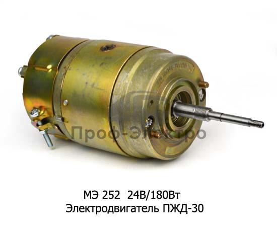 Электродвигатель ПЖД-30 для камаз, урал, маз, белаз (ШААЗ) 0