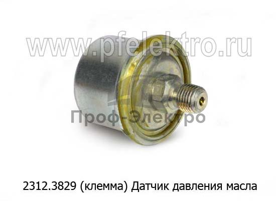 Датчик давления масла (0-6 кгс/см2) ГАЗ-3302, 3105, Волга, Газель, УАЗ-3160 (АП) 1