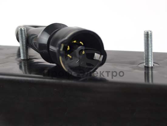 Фонарь задний четырехсекционный без габаритов, для камаз, зил, газ (Сакура) 2