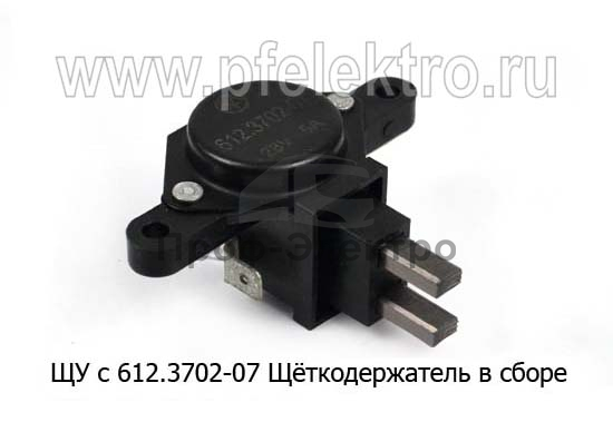 Щеткодержатель в сборе камаз, МАЗ Евро-2, -3 ген.7762.3701 (Энергомаш) 0