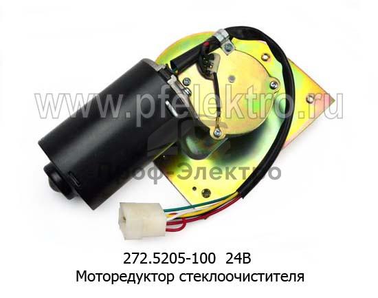Моторедуктор стеклоочистителя для камаз (с 1996г.вып.) (АМ) 0