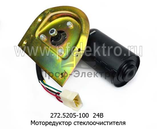 Моторедуктор стеклоочистителя для камаз (с 1996г.вып.) (АМ) 1