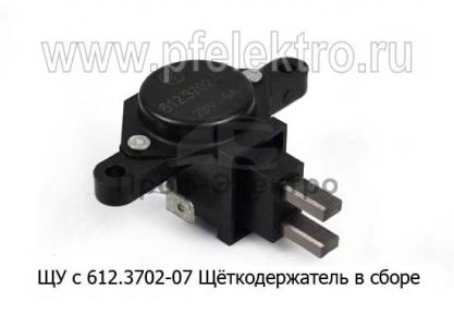 Щеткодержатель в сборе камаз, МАЗ Евро-2, -3 ген.7762.3701 (Энергомаш)