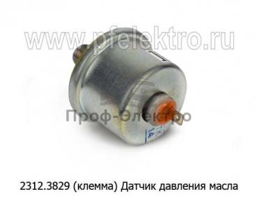 Датчик давления масла (0-6 кгс/см2) ГАЗ-3302, 3105, Волга, Газель, УАЗ-3160 (АП)