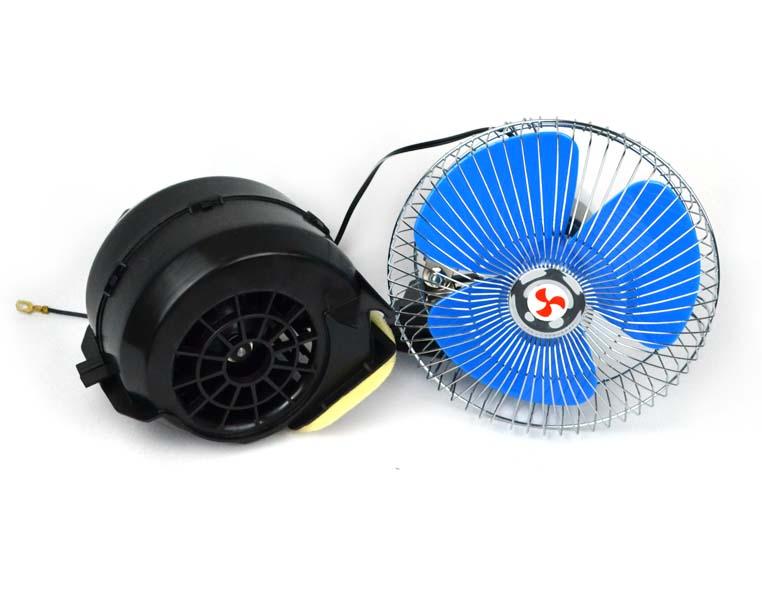 Вентиляторы отопителя и салона